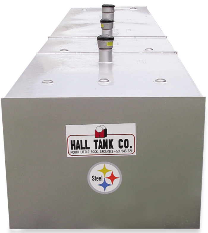 UL-142 Single Wall Rectangular Tank