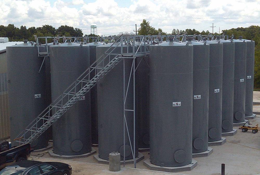 Above Ground Diesel Storage Tank Requirements